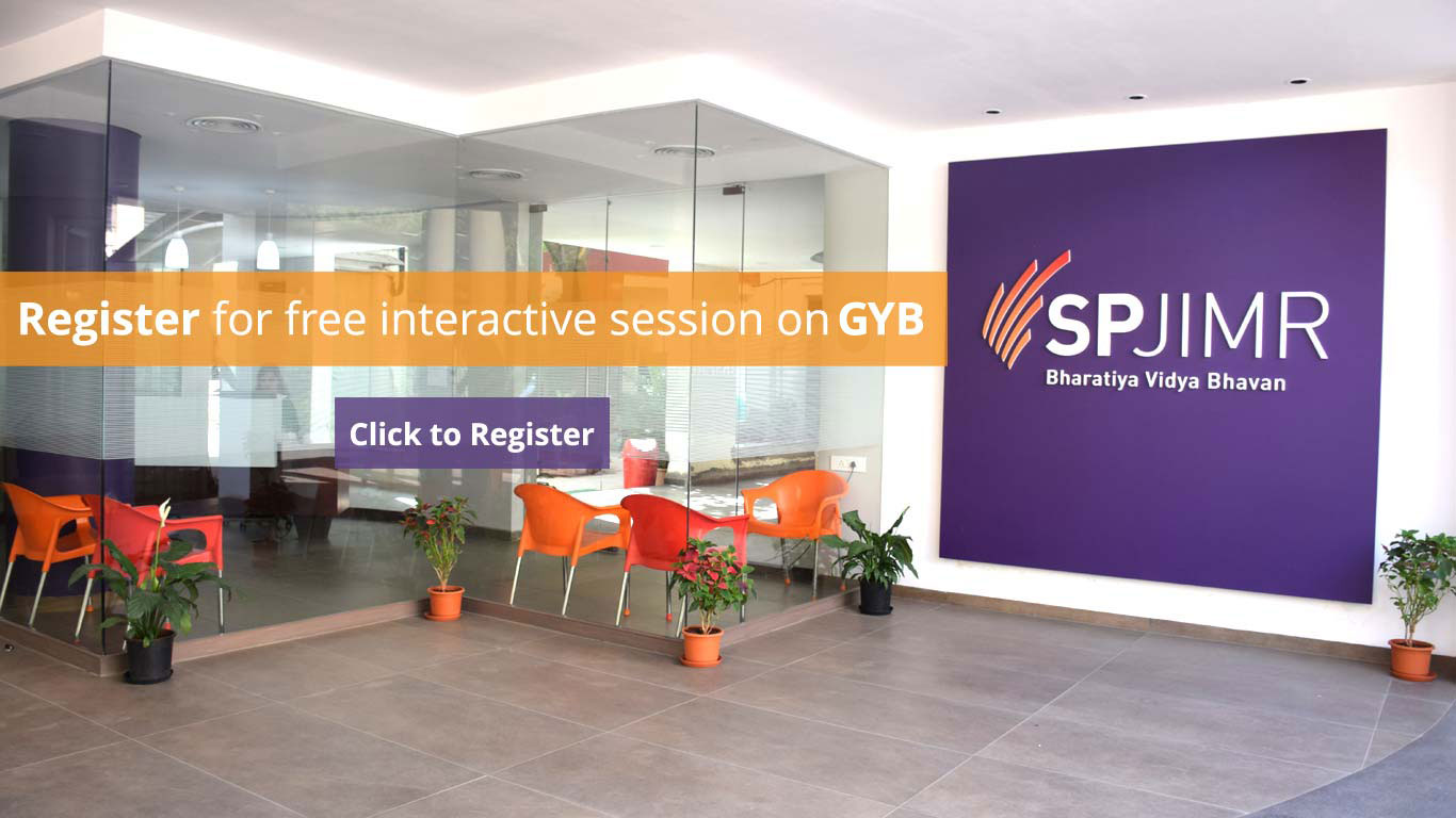 Free Interactive Session on GYB, GYB, Grow Your Business, SPJIMR GYB
