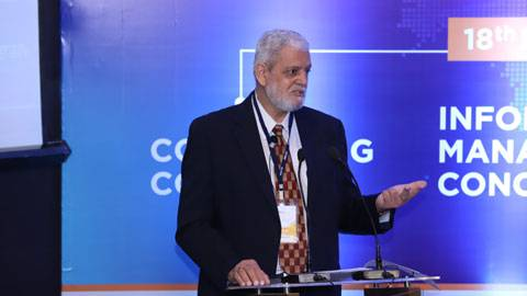 Prof. Prem Chandrani at Samavesh 2018